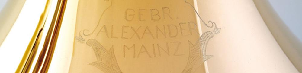 Banner Schuncke-Hornwettbewerb